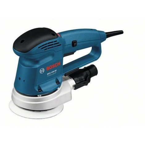 Ponceuse excentrique BOSCH GEX 125 AC Professional - 0601372565
