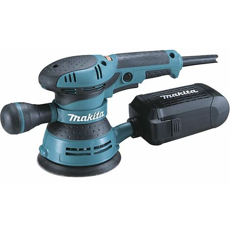 PONCEUSE EXCENTRIQUE MAKITA 300 W Ø 125 MM - BO5041J - -