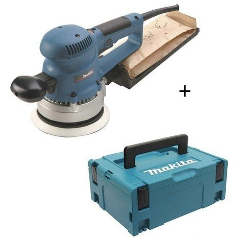 Ponceuse Excentrique MAKITA 310W Ø150MM - BO6030J