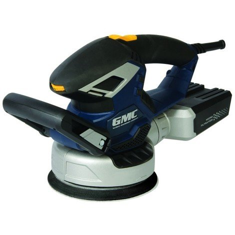 Ponceuse orbitale excentrique 2 patins 150 mm, 430 W ROS150CF UK