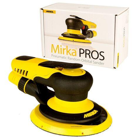 Ponceuse pneumatique orbitale Mirka PROS 650CV 150mm 5,0