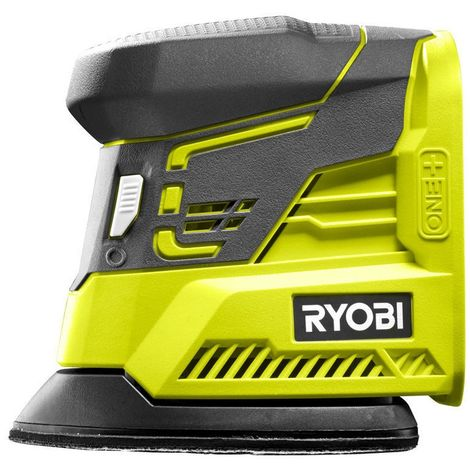 Ponceuse triangulaire RYOBI 18V OnePlus sans batterie ni chargeur R18PS-0