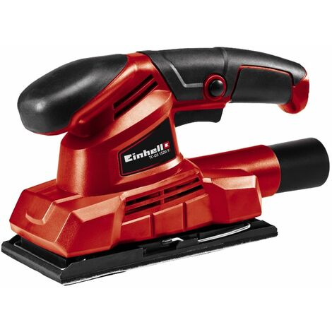 Ponceuse vibrante 150 W Einhell 4460642 Surface abrasive 92 x 187 mm 1 pc(s)