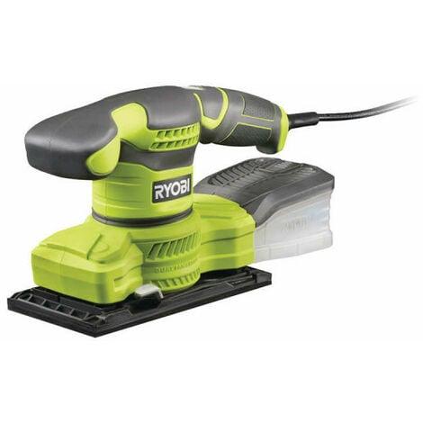"main image of ""Ponceuse vibrante RYOBI 200W 1/3 de feuille RSS200G"""