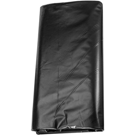 """main image of """"Pond Liner Special Offer Black impermeable membrane geomembrane 10x1M"""""""