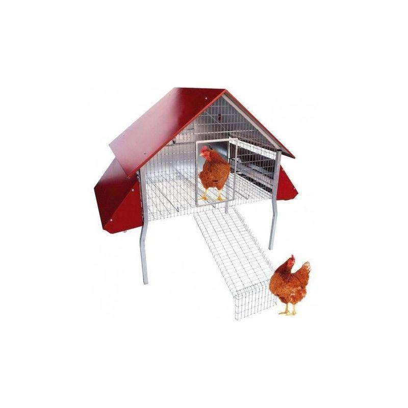 Pondoir ECO pour 12 poulets