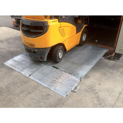 Pont de chargement pour containers (plusieurs tailles disponibles)