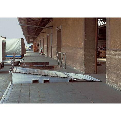 Pont de chargement pour quais bas (plusieurs tailles disponibles)