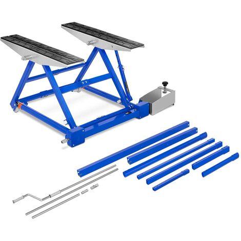 Pont Élévateur Mobile Basculant Table Plateforme Élévatrice Auto Voiture 1 5 T