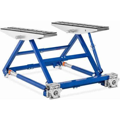 """main image of """"Pont Élévateur Mobile Basculant Table Plateforme Élévatrice Voiture Auto 1,5 t"""""""