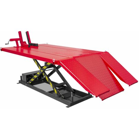 Pont élévateur moto quad électrique 500 kg MW-Tools TPSL550