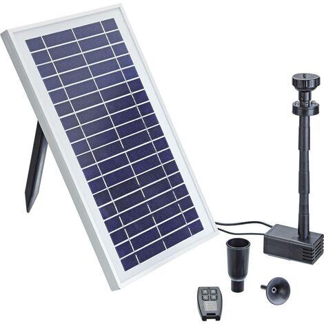 Pontec 43325 Solar-Pumpenset 600 l/h W611161