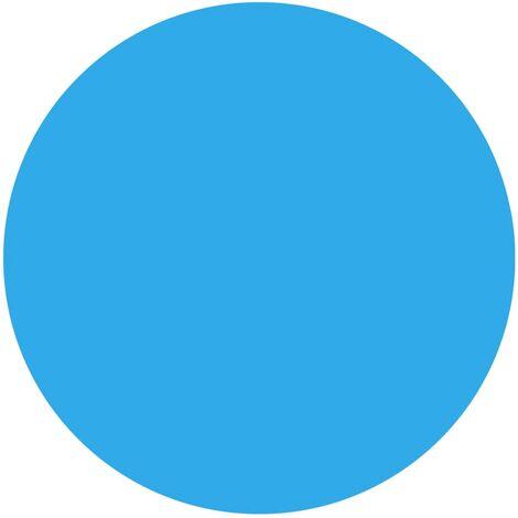 Pool Cover Blue 210 cm PE