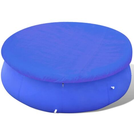 Pool Cover for 300 cm Round Above-Ground Pools