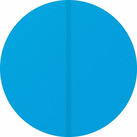 Pool cover solar foil round