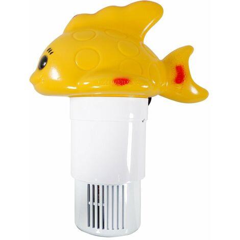 """Pool Dosierschwimmer Chlordosierer """"Goldfisch"""""""