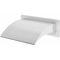 Pool Fountain Stainless Steel 30x9x26 cm Silver