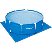 Pool Groundsheet 396 x 396 cm Bestway Ground Cover Protection