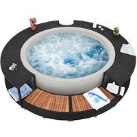 Pool Rahmen für LAY-Z-SPA