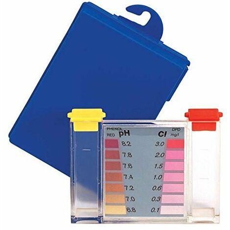 Pool Testkit Chlor + pH