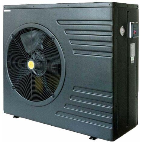 Pool Wärmepumpe Mida.Black 17 bis 17,1kW + Bypass Set Basic