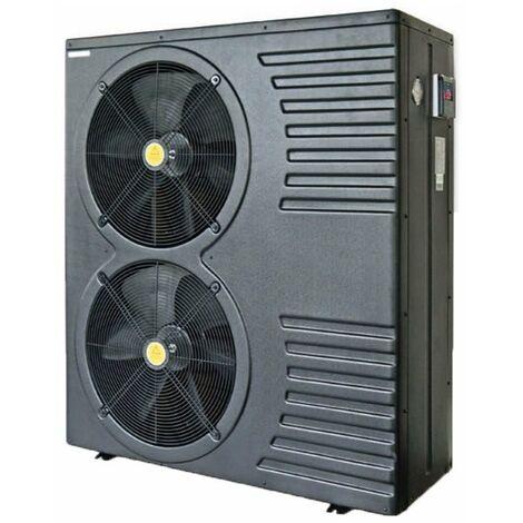 Pool Wärmepumpe Mida.Black 26 bis 24,6kW + Bypass Set Basic
