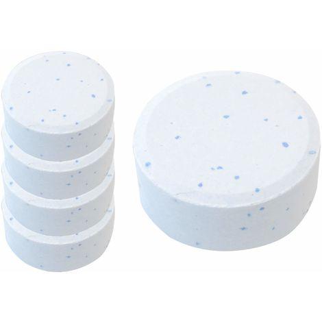 Pool Zubehör Chlor Tabletten a 200 gr MAXI Tabs in 1 kg Dose