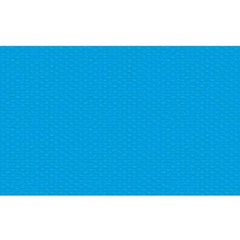 Poolabdeckung Solarfolie rechteckig blau - Poolplane, Schwimmbadabdeckung, Solarplane