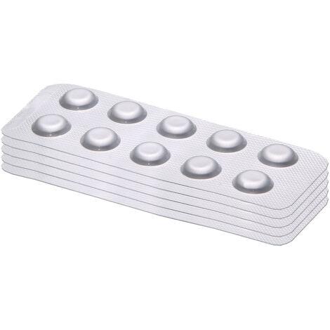 PoolLAB Testtabletten Phenol Red / ph-Wert Nachfüllpackung für elektronischen Poolwassertester
