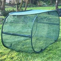 Pop-Up Fruit Cage / Plant Protection for Grow Bags