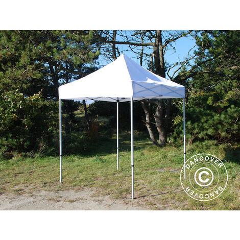 Pop up gazebo FleXtents Pop up canopy Folding tent Basic v.2, 2x2m White