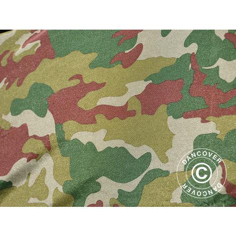 Pop up gazebo FleXtents Pop up canopy Folding tent PRO 3x6 m Camouflage/Military
