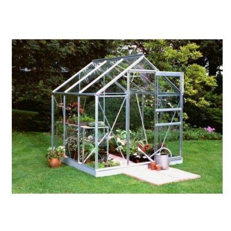 Popular 66 en verre horticole - 3.80 m²