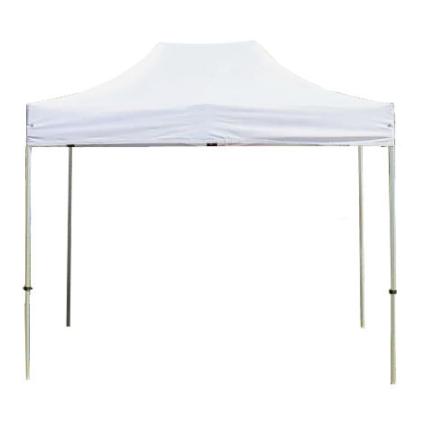 PopUp PREMIUM Gazebo 3x2 m without side panels classy polyester waterproof HOUSEOFTENTS marquee party tent white