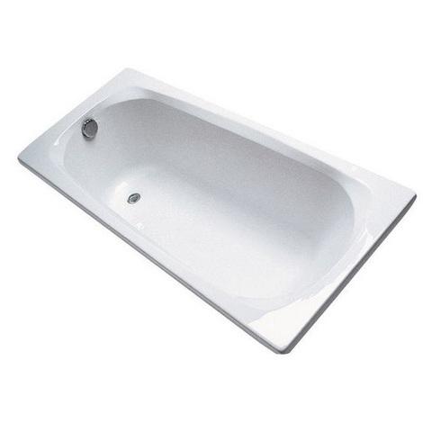 Porcher - Baignoire Ulysse 140x70 cm en acrylique 120 litres