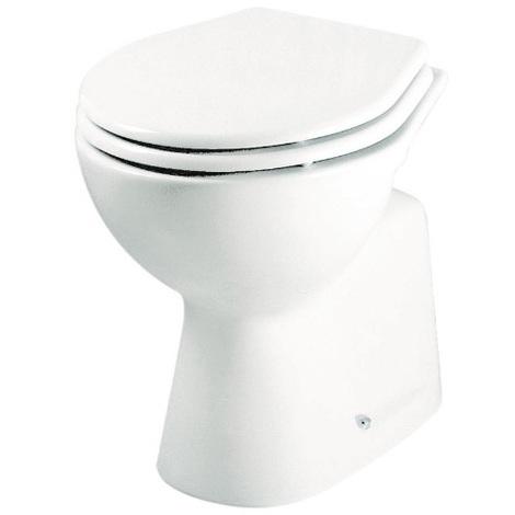 Porcher - Cuvette WC indépendante Matura 53,5x36 cm en porcelaine vitrifiée sortie verticale blanc