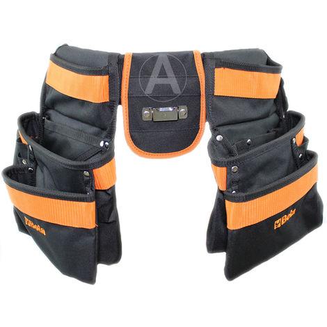 Porta attrezzi borsello doppio cintura portautensili beta 2005pa/d in nylon