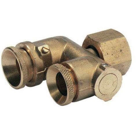 KARCHER 4.764-012.0 - Porta-boquillas doble laton
