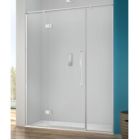 Porta doccia 100 cm battente trasparente serie b2f sofist b2f megius