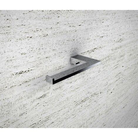 Porta rollo de pared de baño Capannoli Swing SW107 | Cromo