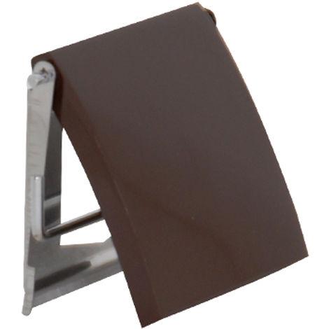 Porta rollos mdf / inox beige