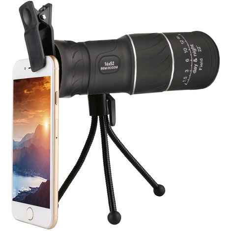 Portable 16 * 52 Reglable Telescope Simple Pleine De Vision Nocturne Randonnee, 2#