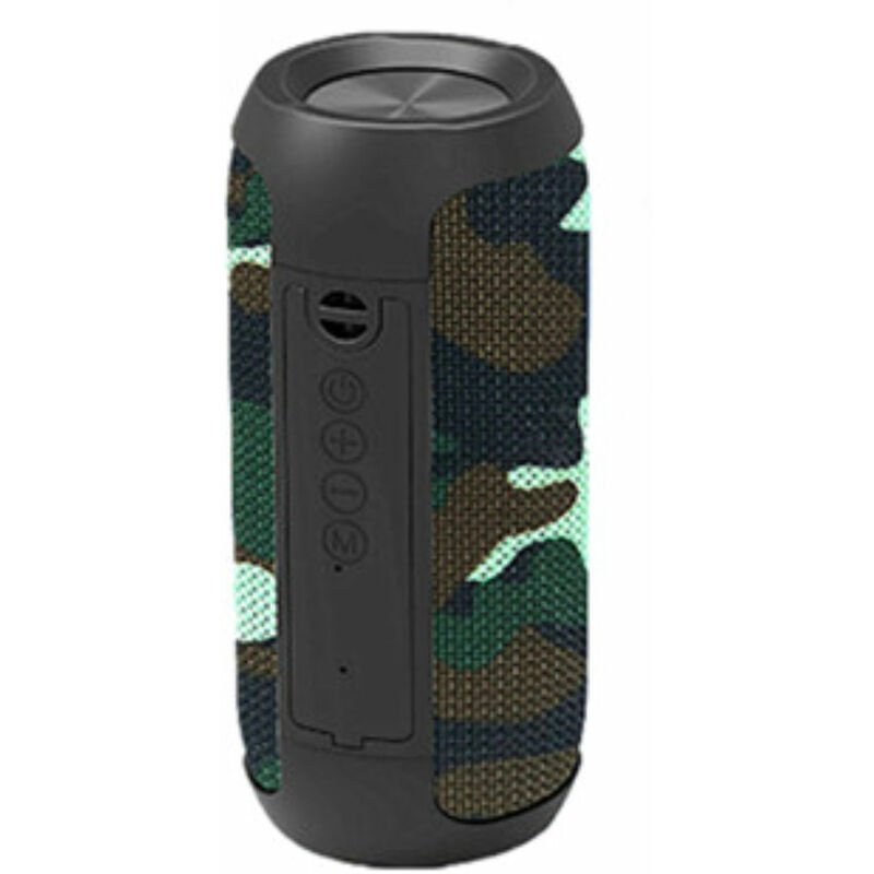 Image of Portable bluetooth speaker - Camourflage