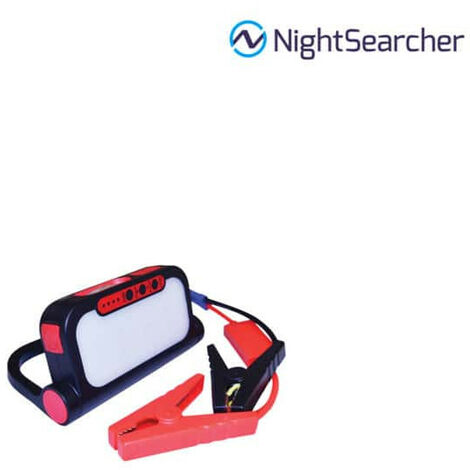 Portable car starter NIGHTSEARCHER Starbooster