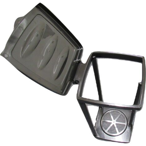 "main image of ""Portable Collapsible Camping Bin - Caravan Motorhome Rubbish Holder"""