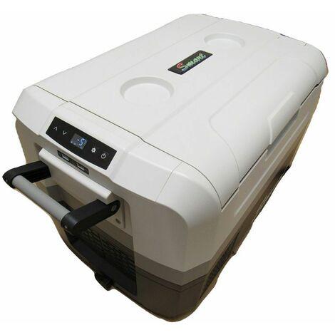 """main image of """"Portable Compressor Fridge Freezer 45L - 12V 24V 240V Camping Car Caravan Motorhome Campervan"""""""