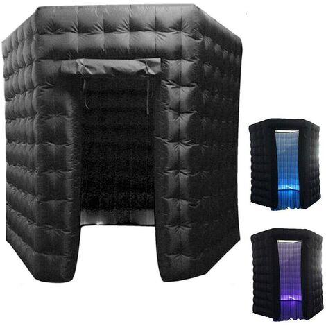 Portable grande photo Studio Box Photographie Fond LED Light Cent Light Cube.