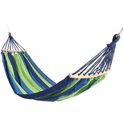 Portable Hammock Swing Hanging Beds green