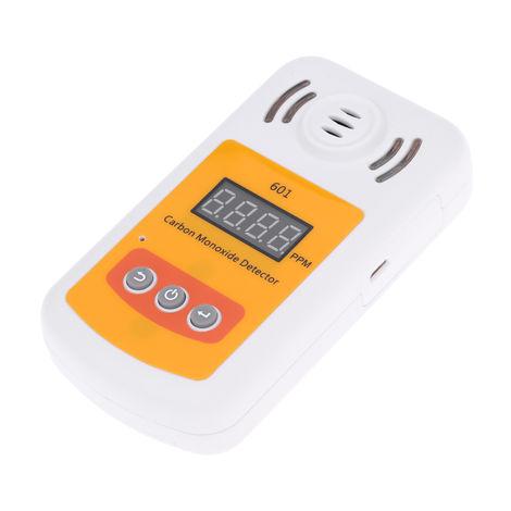 Portable Mini Carbon Monoxide Detector CO Gas Meter 601