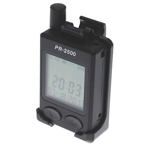 Portable Pager for use with the Long Range Wireless Dakota Driveway Alarm [004-0460]